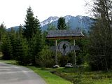 Oravice � enter into Tatra national park (TANAP)